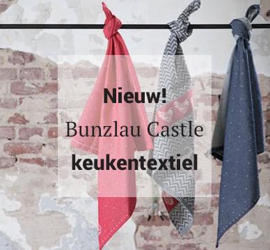 Bunzlau Castle keukentextiel