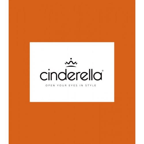 Cinderella velours hoeslaken 180x220 (terra)
