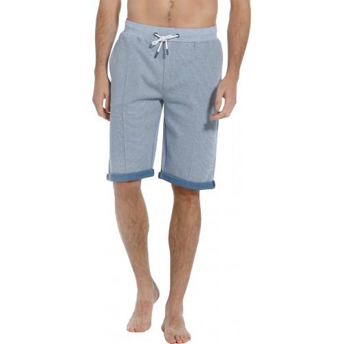 Pastunette korte pyjama broek (blue, 5399-608-4)