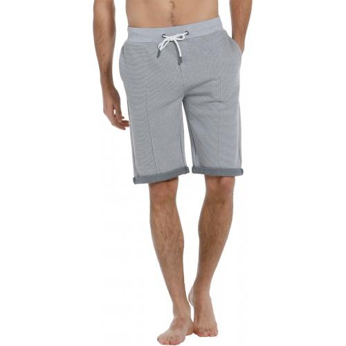 Pastunette korte pyjama broek (grey, 5399-608-4)