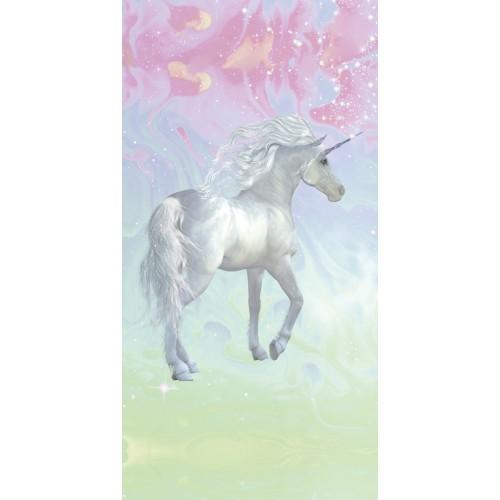 Goodmorning strandlaken Unicorn (5795, 75x150cm)